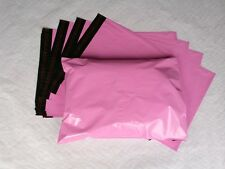 Strong PINK plastic poly mailing postage bags Self Seal ALL SIZES multi listing