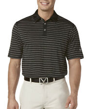 Callaway Opti-Dri Striped Men's Golf Polo Shirt