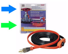 New AHB Electric EASY HEAT Water Pipe Freeze Proof Heated Cable Tape *PICK SIZE*