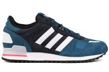 Adidas ZX 700 D65644 New Mens Blue White Legend Ink Athletic Running Shoes