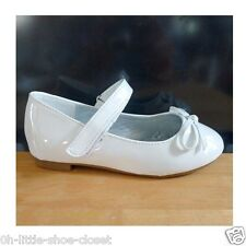 White Pageant Dress Party Shoes Baby & Infant & Toddler Size 7