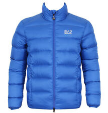 Emporio Armani EA7 271421 3A466 Mens Down Jacket Bright Blue