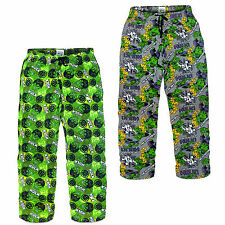 Marvel Comics The Incredible Hulk Mens Lounge Pants Pyjama Bottoms (RRP £14.99!)
