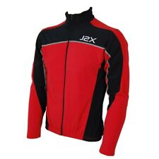 J2X Fitness Long Sleeve Roubaix Winter Cycling Jersey Top