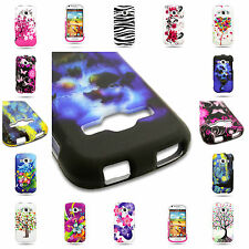 Hard Rubber Shell Cover For Samsung Galaxy Ring Prevail 2 Design Phone Case