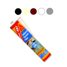 Sikaflex EBT Sealant  x12 - Filler - Adhesive 3in1 Internal & External 330ml X12