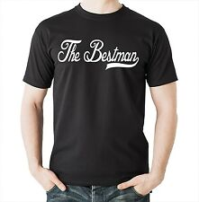 The Bestman T Shirt Wedding Shirt Tshirt Gift For Him Bachelorette Party