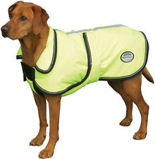 Reflective Dog Parka With Belly Band