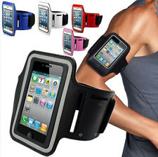 Premium Running Jogging Sports GYM Armband Case Cover Holder for iPhone 5S 6 6s