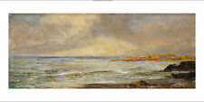 "JOAQUIN CLAUSELL ""Paisaje Marino"" new canvas PRINT! various SIZES available, NEW"