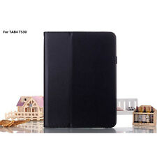 PU Leather Flip Stand Case Skin Cover For Samsung Galaxy Tab4 10.1 T530