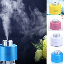 MINI Perfume Bottle Caps USB Humidifier Air Mist Air Refresh For Office Bed Room