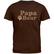 Papa Bear Adult Mens T-Shirt