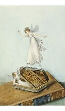 AMELIA JANE MURRAY Fairies Playing With A Snuff Box NEW various SIZES, BRAND NEW