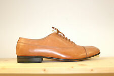 MAISON MARTIN MARGIELA paris SHOES distressed NEW IN BOX light brown 44 10