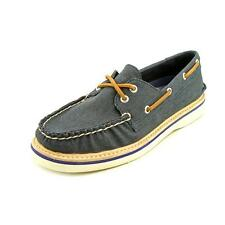 Sperry Top Sider Grayson Womens Canvas Boat Shoes