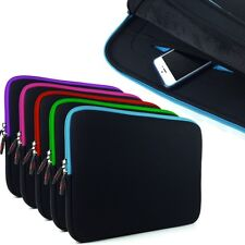 "10.1"" Laptop Notebook Netbook Neoprene Shock Proof Slim Sleeve Case Cover"