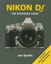 NEW Nikon Df by Jon Sparks (English) Free Shipping