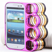 Unique ❤Rings Knuckles❤ Cool Bumper Side Rim Case Cover Of Samsung Galaxy S3 III