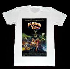Big Trouble in Little China Tshirt A83 Cult Film Campy Vintage Reprint T-Shirt
