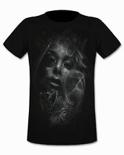 Ominous Immortality Mens T Shirt Black Jak Connolly Tattoo Art Goth Tee Sullen