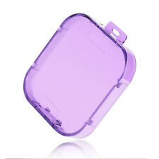 Snap-on Diving Housing Under Water Sea Dive Lens Color Filter For GoPro hero 3