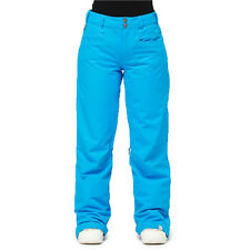 Roxy Evolution Women's Snowboard Ski Pants NEW Blue NWT