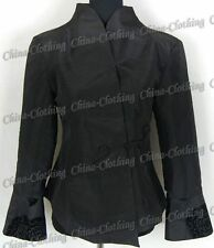 Simplified Chic Chinese Jacket Outerwear Coat Blazer