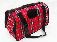 Pet Dog Cat Puppy Portable Travel Carry Carrier Tote Cage Bag Crates Kennel