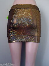 Schminke: micro mini Lycra skirt clothing sexy club glitzy sparkle spandex