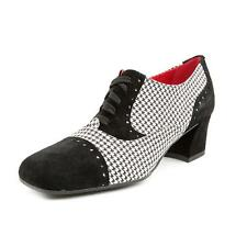 Amalfi By Rangoni Taura Womens Suede Oxfords Shoes