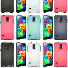 OtterBox Symmetry heavy duty tough Case Cover/bump shock for Samsung Galaxy S5