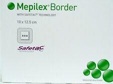 Mepilex Border Dressing,pack of 5,CHOOSE DRESSING SIZE,self-adhesive,latex free