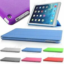 Slim Magnetic Folding Book Leather Case Cover For iPad 5/4/3/2 Samsung Tab, Note