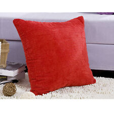Color Corn kernels Corduroy Sofa Decor throw Pillow Case Cushion Cover Square