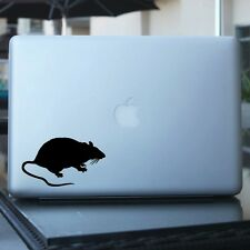 Rat Decal for Car or Laptop