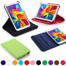 "360 Rotating Cover Stand For Samsung Galaxy Tab 4 7.0 Case 7"" inch SM-T230 NOOK"