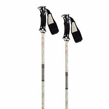 K2 Highstyle Womens Composite Ski Poles In Polygon Silver - RRP £65 SALE