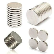 10/20/50pcs Rare Earth Neodymium NdFeB Disc Magnets Thick N35 Grade  Frige
