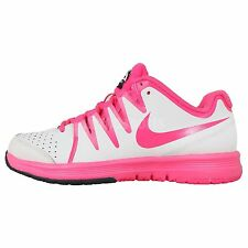 Nike Wmns Air Vapor Court White Pink 2014 New Womens Tennis Shoes