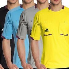 adidas Performance Climacool Mens Referee 12  Football Jersey Shirt Top