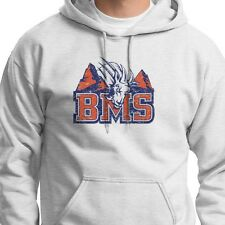 BMS Blue Mountain State Orange Pride T-shirt Mountain Goats Hoodie Sweatshirt