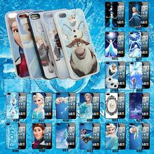 Frozen NO21-NO40 Silicone/Plastic Cellphone Case FOR APPLE IPHONE 4/4S/5/5S