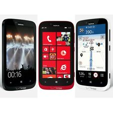 Unlocked Nokia 822 Lumia Verizon Wireless 16GB WiFi Windows 4G LTE Smartphone