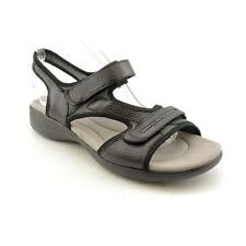Clarks Rise Womens Open Toe Leather Sports Sandals Shoes