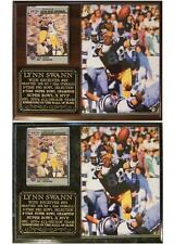 Lynn Swann #88 Pittsburgh Steelers Legend Hall of Fame Photo Plaque Super Bowl