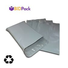 Strong Grey 60 Micron Poly Plastic Posting Postage Opaque Self Seal Mailing Bags