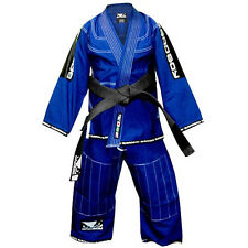 Bad Boy Kids Jiu-Jitsu GI - Blue