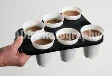 CUP HOLDER TRAY FOR HOLDING 6 PAPER & PLASTIC COFFEE TEA VENDING MACHINES CUPS ¸