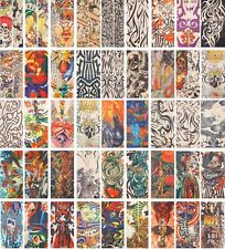 New Breathable Body Art Tattoo Sleeve Cycling Tattoo Sleeve - Assorted Pattern